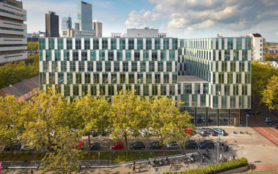 APF International and Angelo Gordon buy office building in Rotterdam