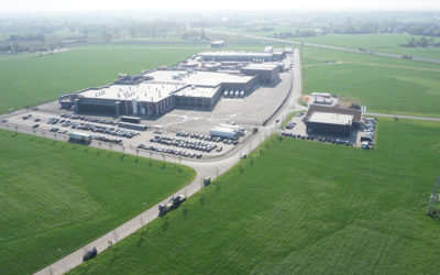 Intralox moves to A-18 business park in Wehl
