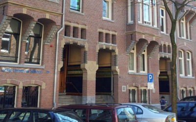 Winford Bilingual Primary School rents Jan Luijkenstraat 29 in Amsterdam