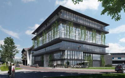 Allshoes Benelux rents new office space in the Houthavens