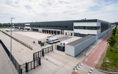 Worldtech Netherlands and CTS Group Logistics rent at Schiphol Logistics Park