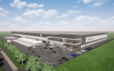 Hercuton sells new distribution centre in Almere to GARBE