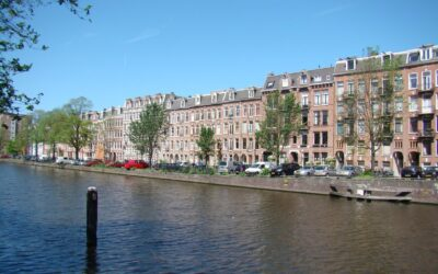 Jacob Catskade 33 in Amsterdam leased to Klein & Co.