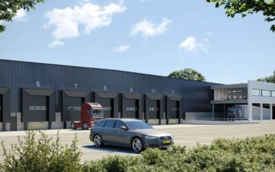 1530 advises Urban Industrial with letting to Crisp in Amsterdam West