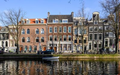 Group-IB rents office space in the centre of Amsterdam