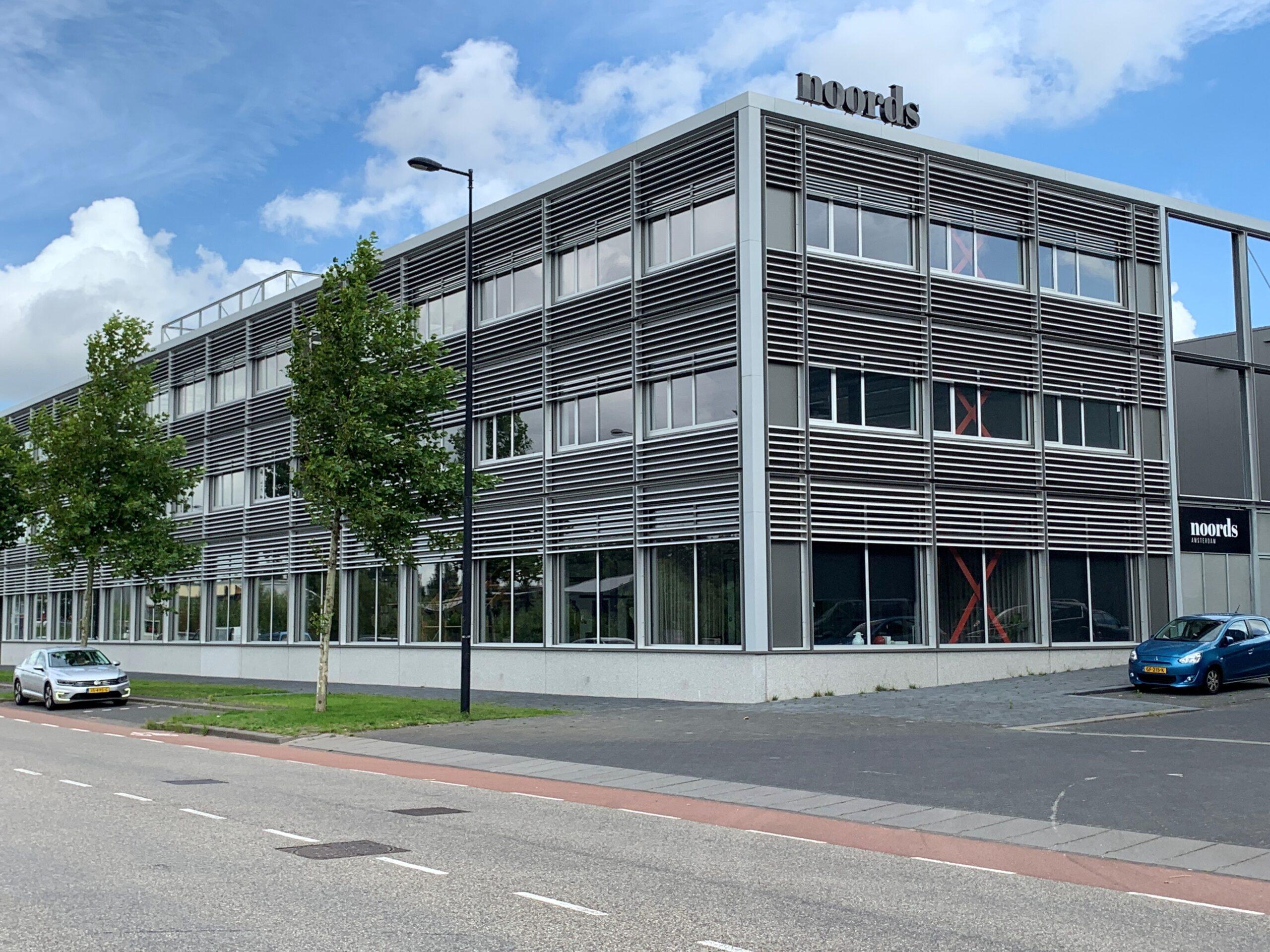 gebouw noords amsterdam