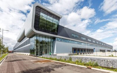 1530 Real Estate assists Delin Property with lease of unit 8D at Fokker Logistics Park