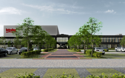 1530 Real Estate advises Intralox with the acquisition of a plot of approx. 4 ha at Schiphol Trade Park